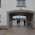 Dachau SS Offices and Main Camp Gate
