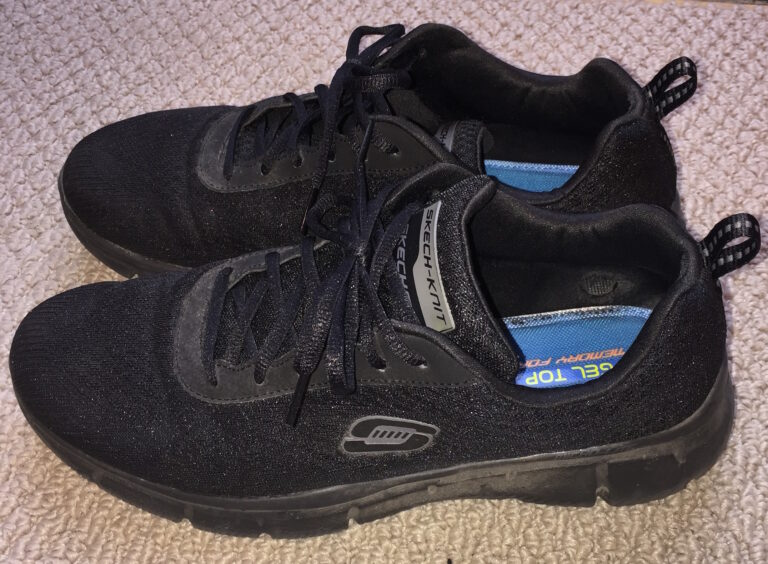 Sketchers Side Profile with Logo