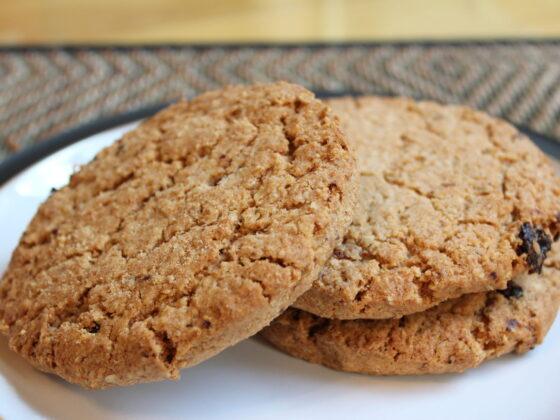 Orange Oatmeal Cookies Found In Munich