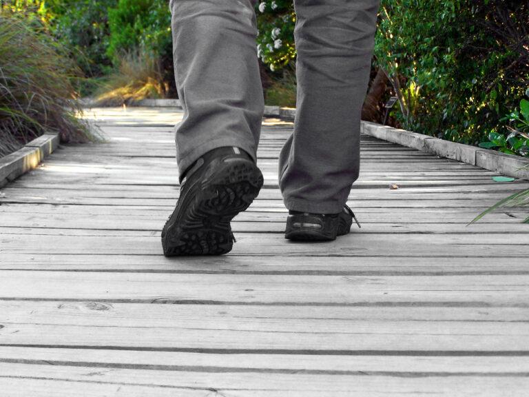 Walking-on-the-Boardwalk