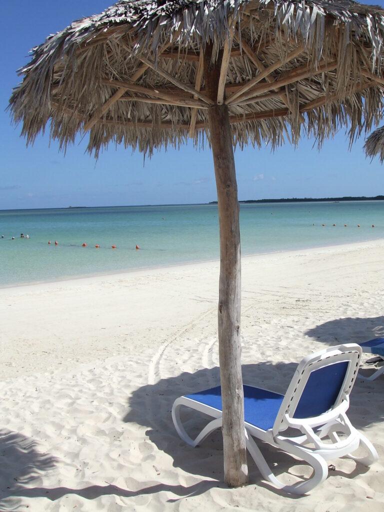 Cayo Coco Beach Scene