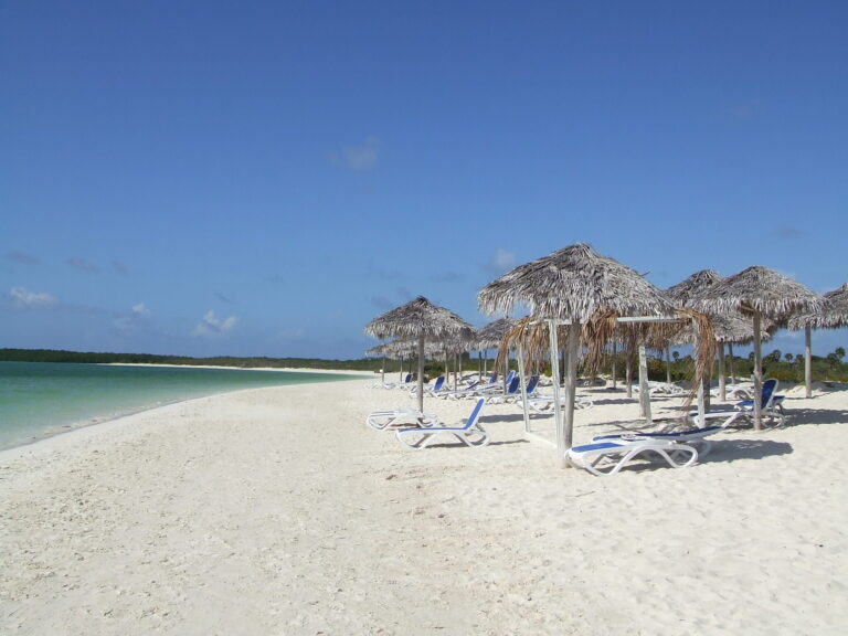 Cayo Coco Beach Scene 3