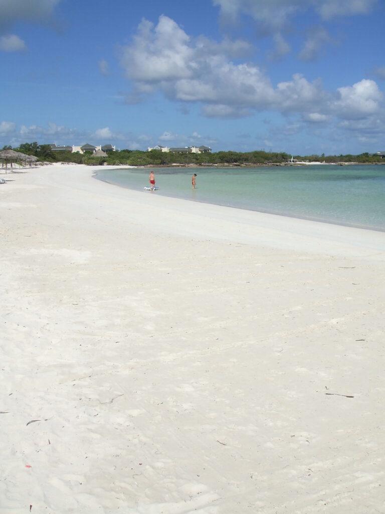 Cayo Coco Beach Scene 2