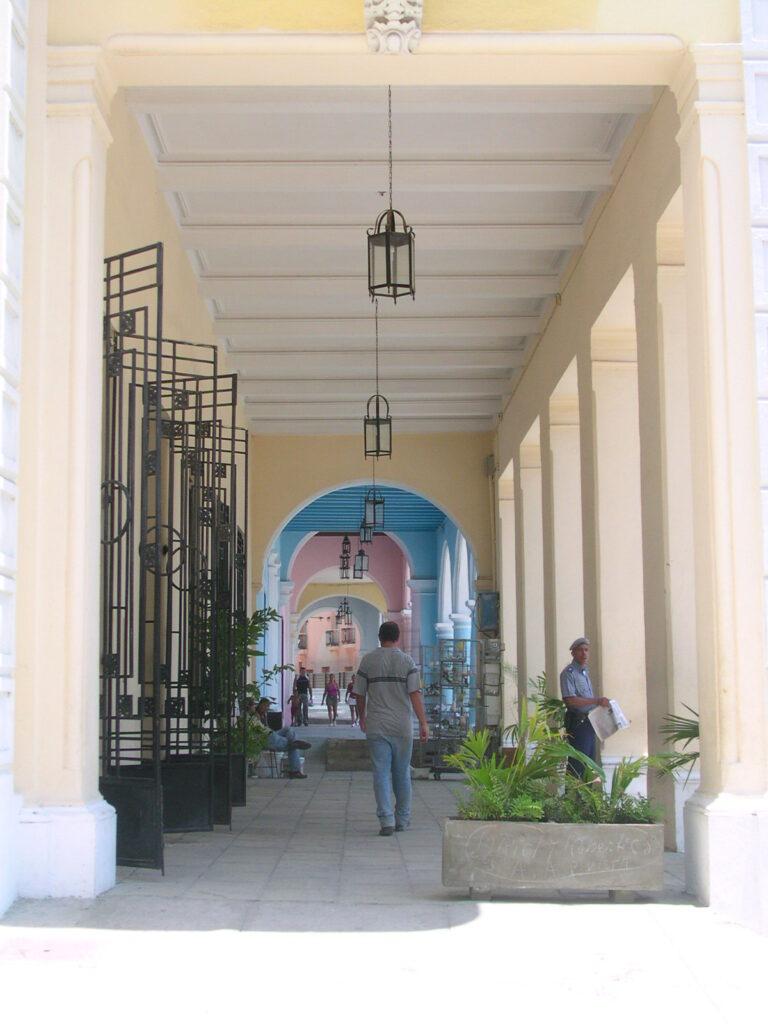 Havana Cuba Walkway