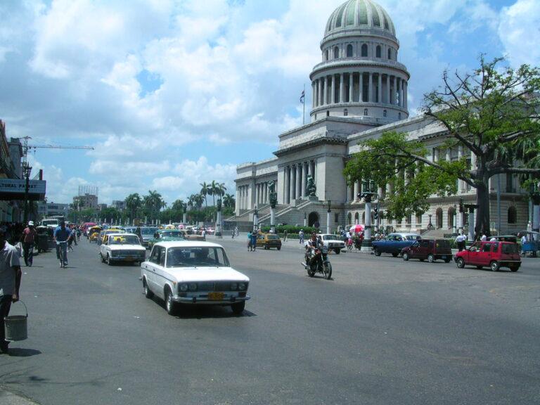 Havana Cuba Capital Building