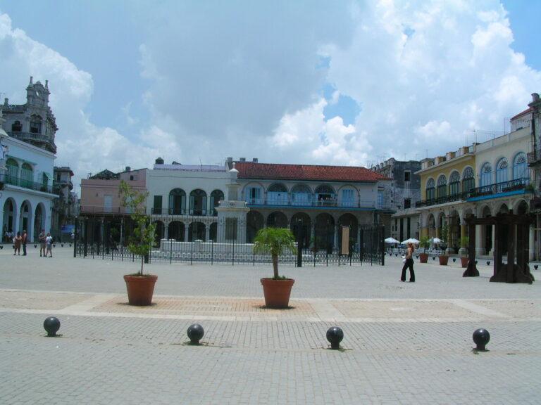Havana Cuba Square