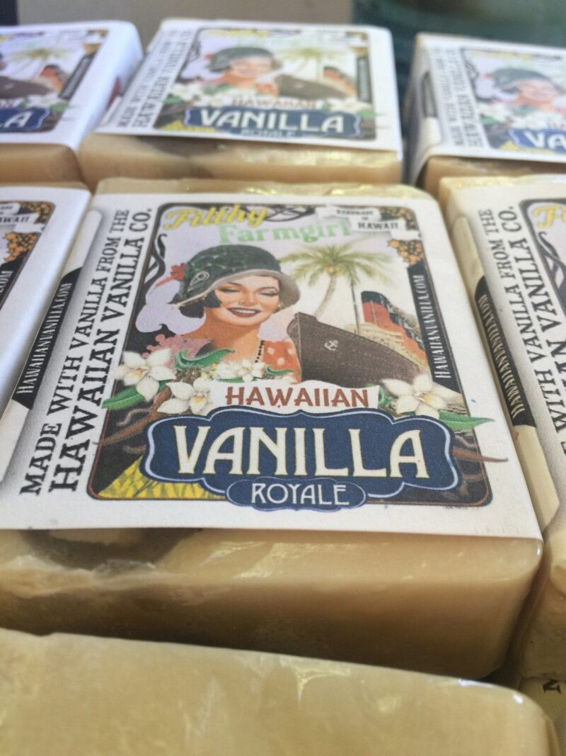 Hawaiian Vanilla Company on the Big Island's Hamakua Coast 2