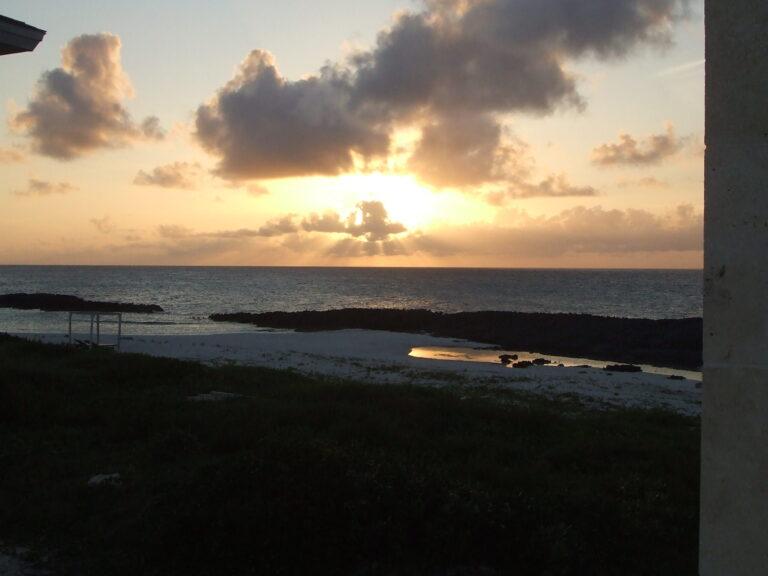 Santa Clara Cuba Sunset