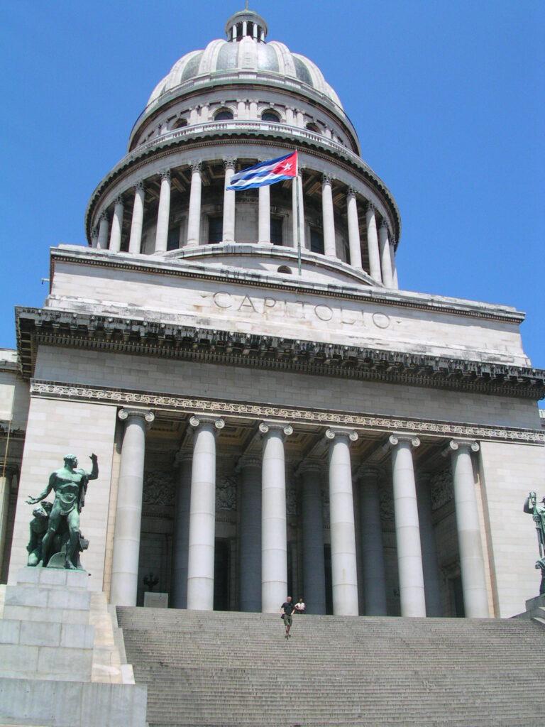 The Capital Havana Cuba