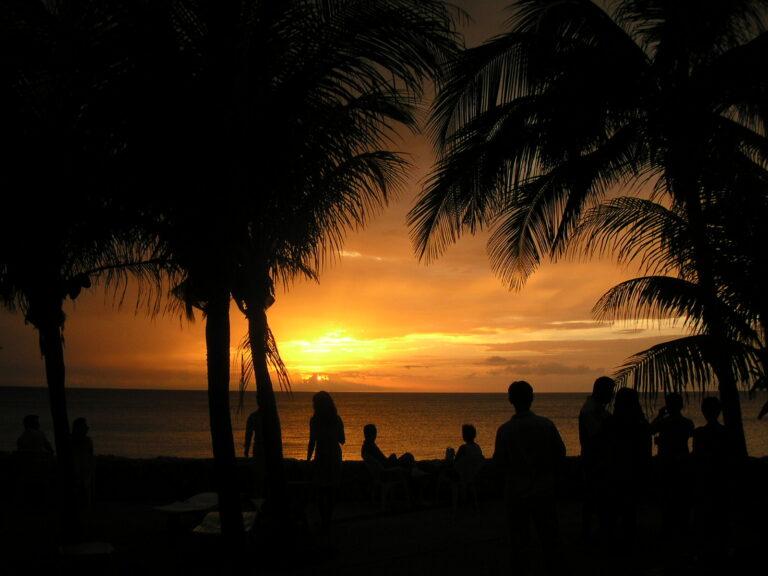 Varadero Cuba Sunset 1 Near Melia Varadero