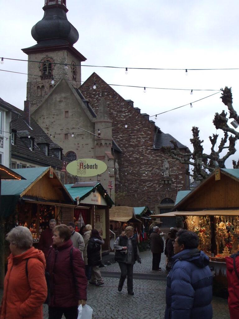 Rüdesheim Germany  Christmas Market