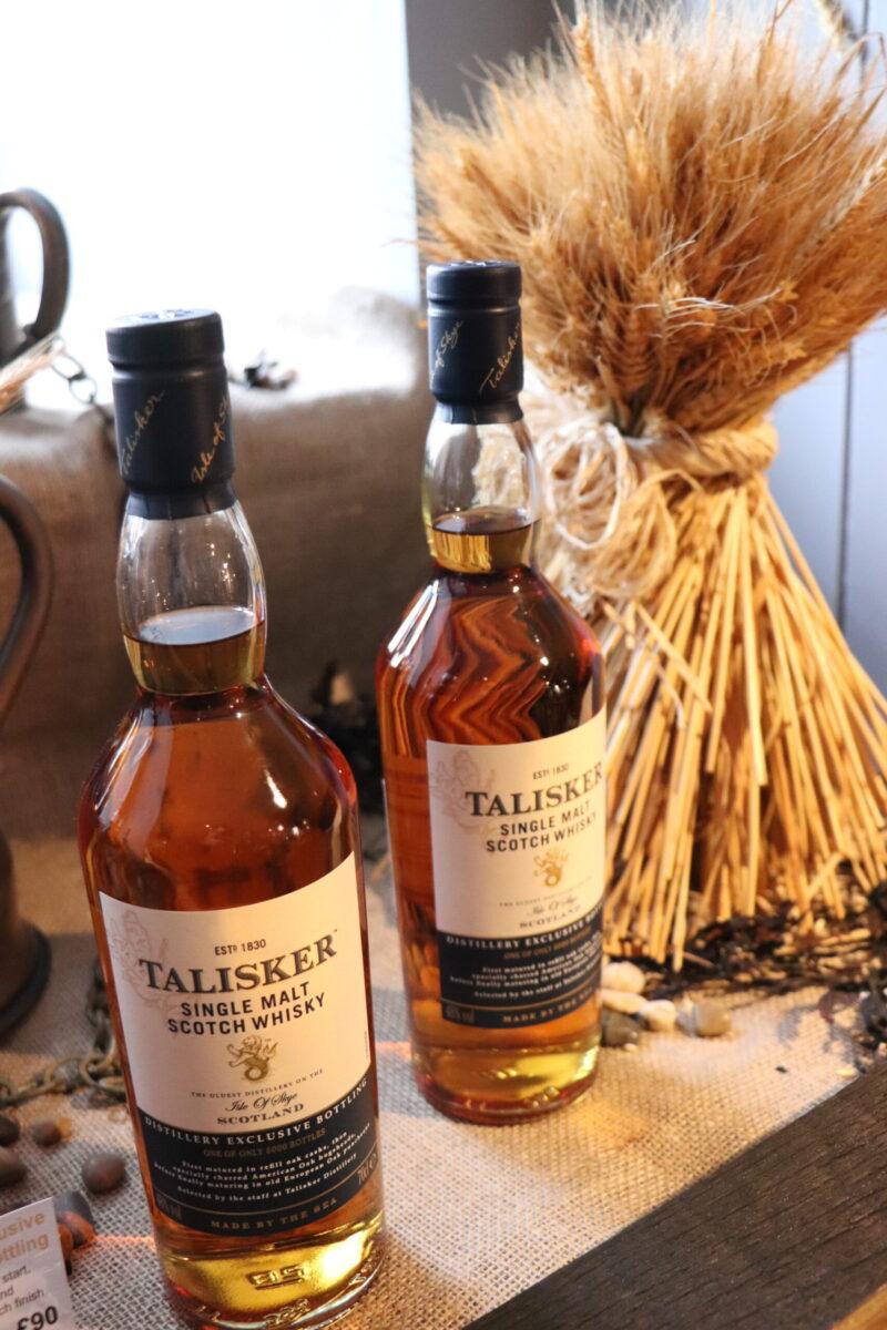 Talisker Scotch Whisky