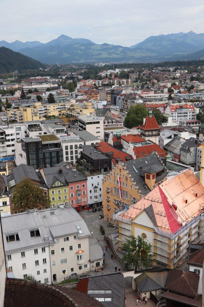 Main Square Kufstein Austria