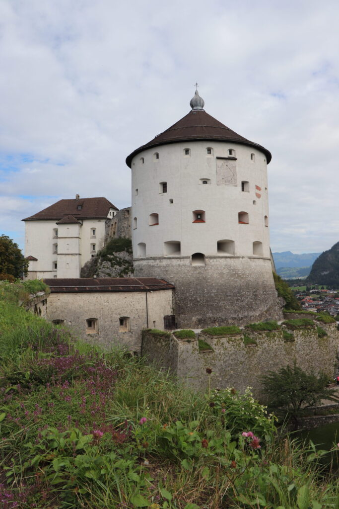 View of Kufstein Fortress