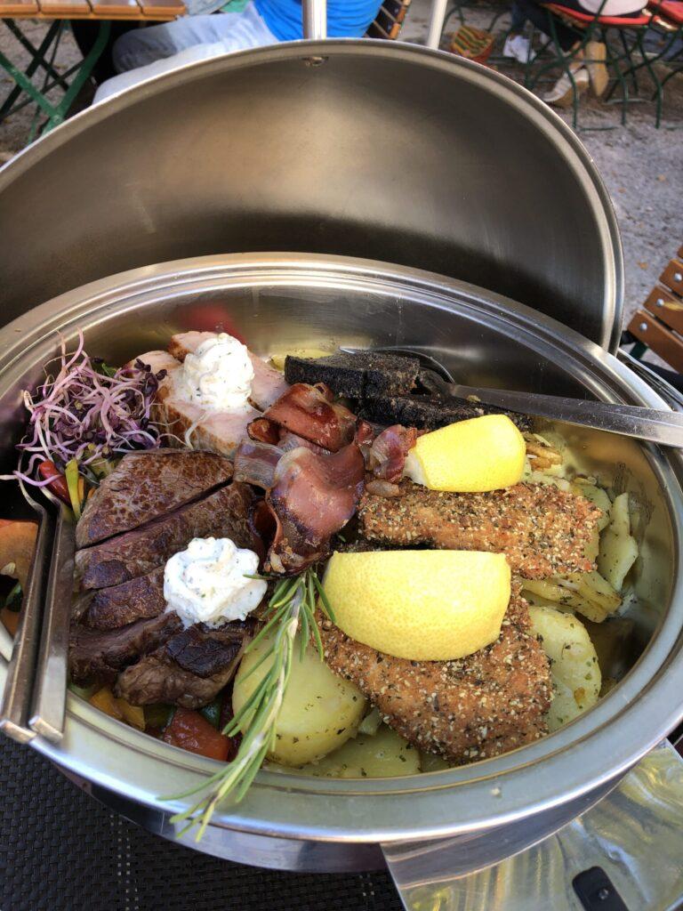 Kufstein Purplepaus Restaurant