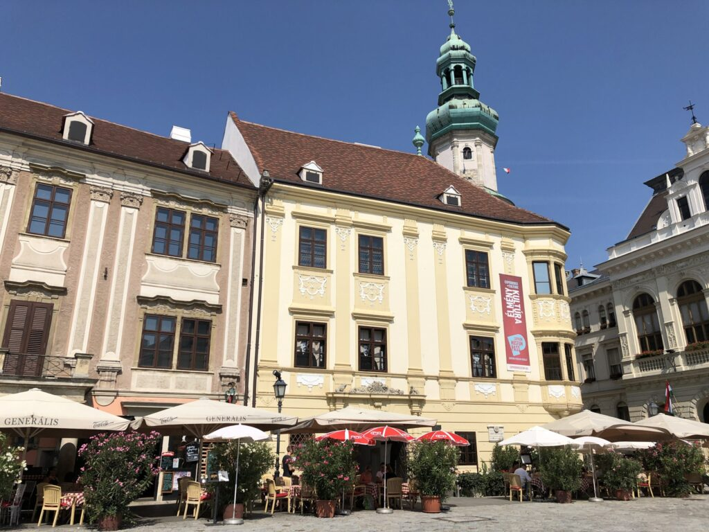 Restaurants_Sopron