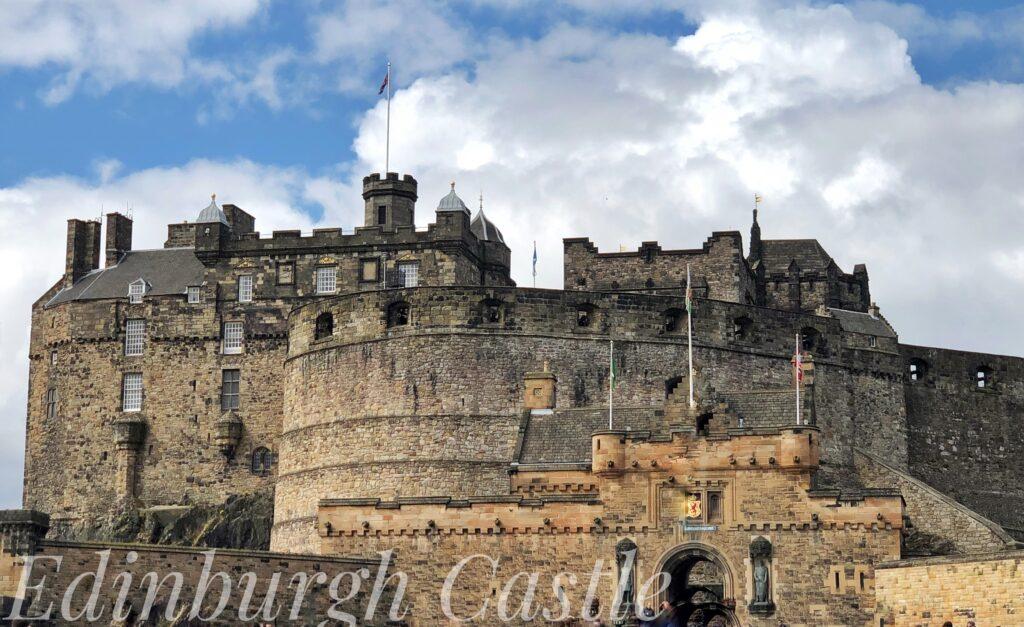 Edinburgh Castle Edinburgh Scotland
