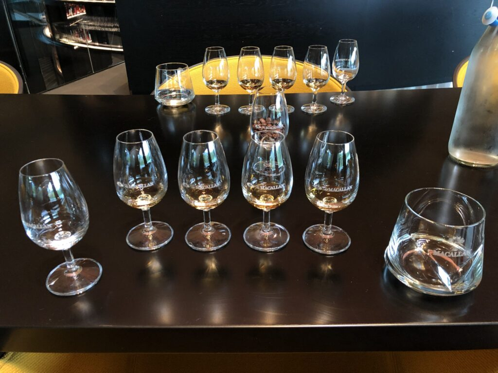 The Art of Tasting Single Malt Scotch - Scotch Tasting Session - Glasses