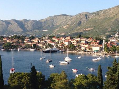 Cavtat Harbour