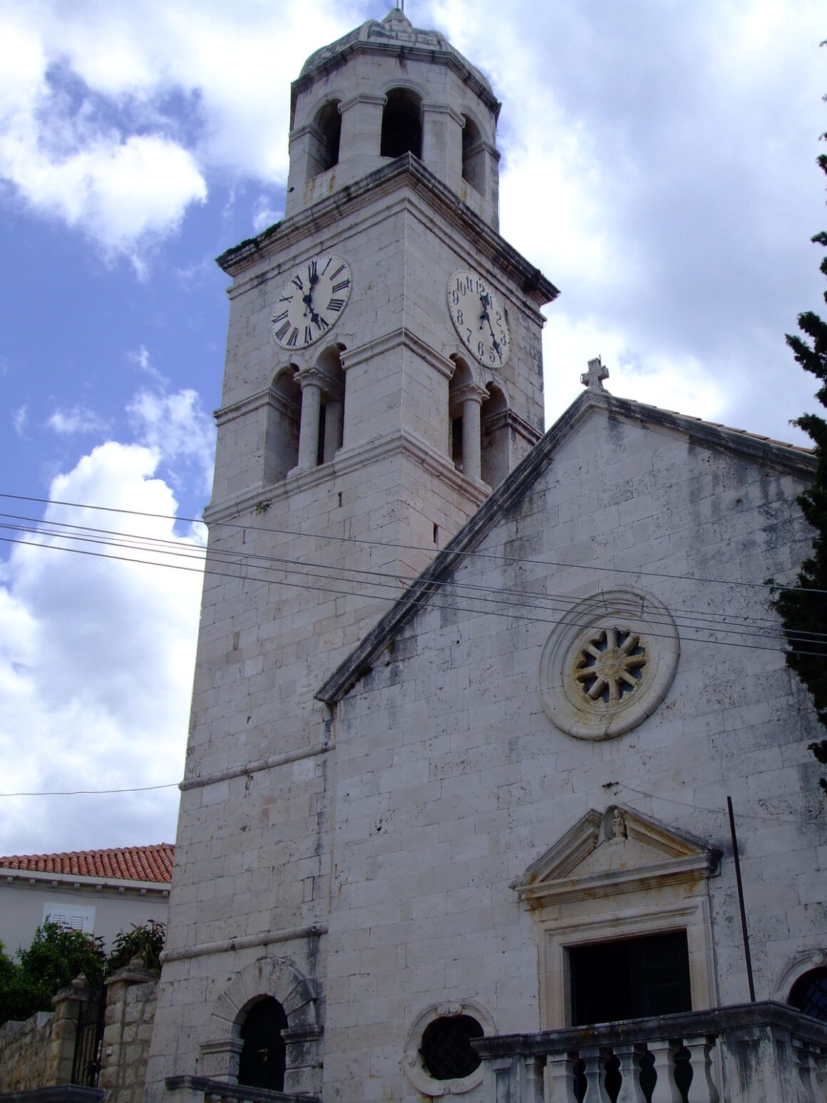 church of st nicholas in cavtat