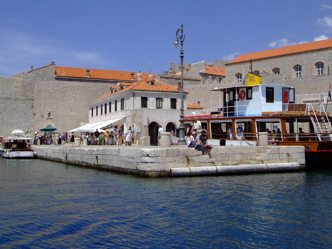 Dubrovni Old Port