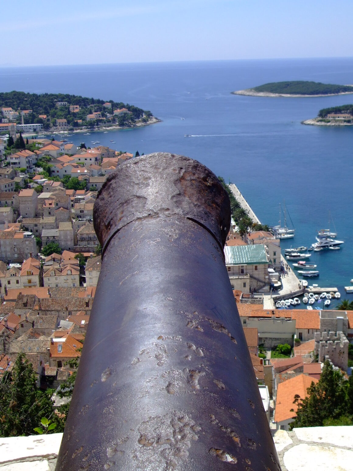 Sight from the Fortress