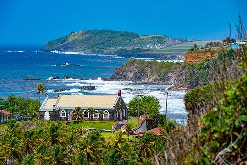 St Vincent and the Grenadines Coastline