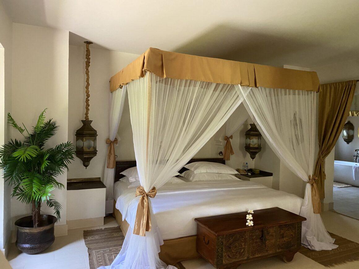 Baraza Resort our bedroom