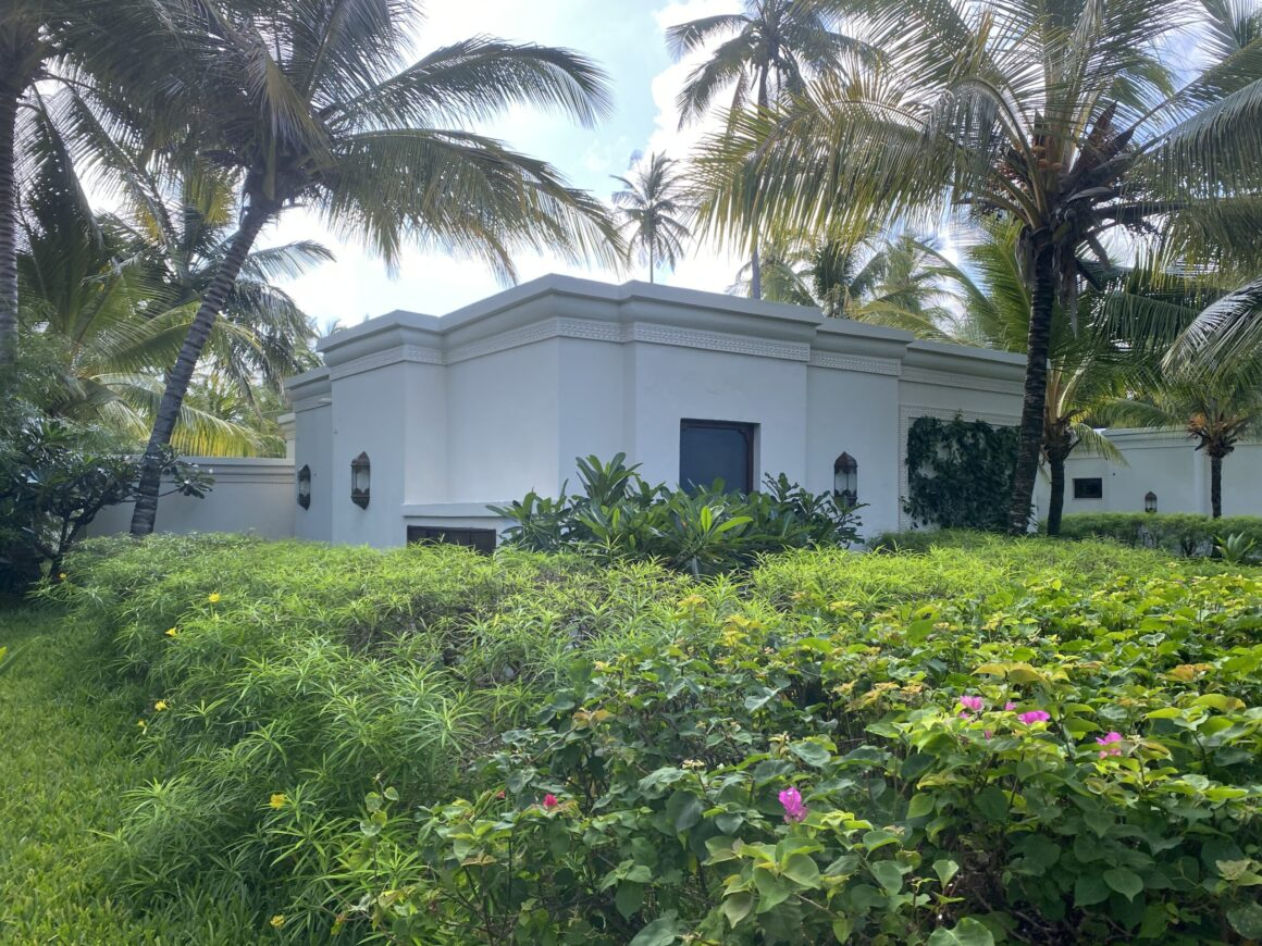Baraza Resort our villa